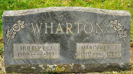 WHARTON, MARGARET J - Richland County, Ohio | MARGARET J WHARTON - Ohio Gravestone Photos