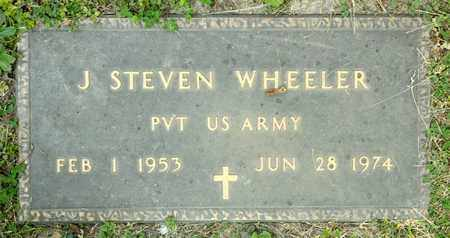 WHEELER, J STEVEN - Richland County, Ohio | J STEVEN WHEELER - Ohio Gravestone Photos