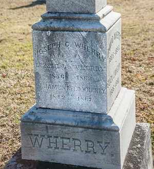 WHERRY, LIZZIE W - Richland County, Ohio | LIZZIE W WHERRY - Ohio Gravestone Photos