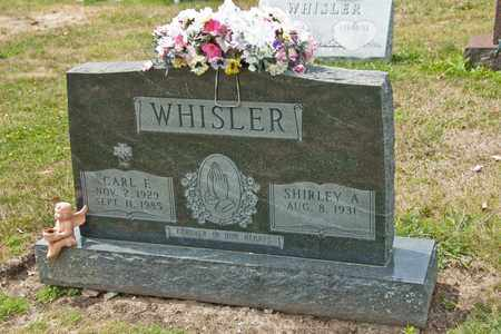 WHISLER, CARL F - Richland County, Ohio | CARL F WHISLER - Ohio Gravestone Photos