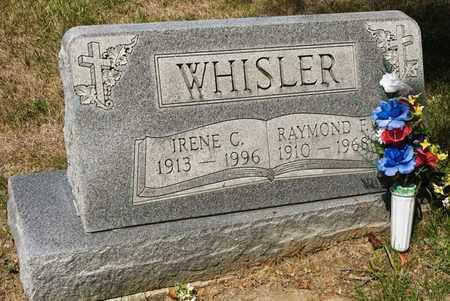 WHISLER, RAYMOND F - Richland County, Ohio | RAYMOND F WHISLER - Ohio Gravestone Photos
