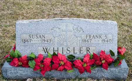 WHISLER, FRANK S - Richland County, Ohio | FRANK S WHISLER - Ohio Gravestone Photos