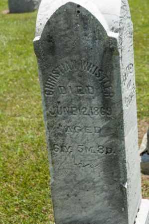 WHISTLER, CHRISTIAN - Richland County, Ohio | CHRISTIAN WHISTLER - Ohio Gravestone Photos