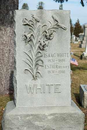 WHITE, ISAAC - Richland County, Ohio | ISAAC WHITE - Ohio Gravestone Photos