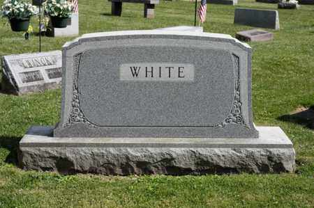 WHITE, MARY - Richland County, Ohio | MARY WHITE - Ohio Gravestone Photos