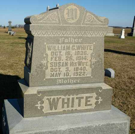 WHITE, WILLIAM G - Richland County, Ohio | WILLIAM G WHITE - Ohio Gravestone Photos