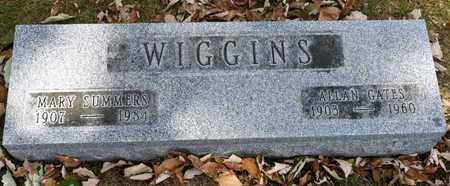 WIGGINS, MARY - Richland County, Ohio | MARY WIGGINS - Ohio Gravestone Photos