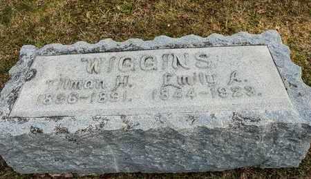 WIGGINS, TILMAN H - Richland County, Ohio | TILMAN H WIGGINS - Ohio Gravestone Photos