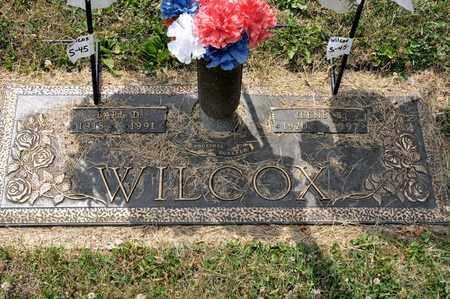 WILCOX, EARL D - Richland County, Ohio | EARL D WILCOX - Ohio Gravestone Photos