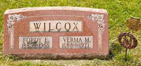 WILCOX, VERMA M - Richland County, Ohio | VERMA M WILCOX - Ohio Gravestone Photos
