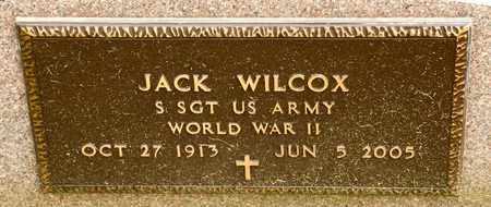 WILCOX, JACK - Richland County, Ohio | JACK WILCOX - Ohio Gravestone Photos