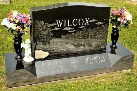 WILCOX, ROBERT L - Richland County, Ohio | ROBERT L WILCOX - Ohio Gravestone Photos