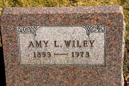 WILEY, AMY L - Richland County, Ohio | AMY L WILEY - Ohio Gravestone Photos