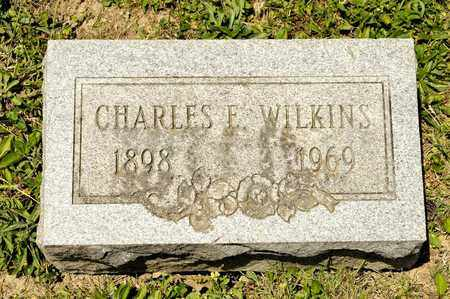 WILKINS, CHARLES E - Richland County, Ohio | CHARLES E WILKINS - Ohio Gravestone Photos