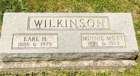 WILKINSON, MINNIE - Richland County, Ohio | MINNIE WILKINSON - Ohio Gravestone Photos