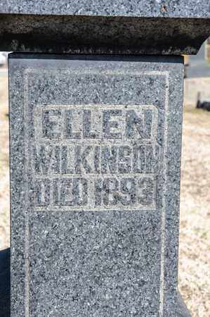 WILKINSON, ELLEN - Richland County, Ohio | ELLEN WILKINSON - Ohio Gravestone Photos