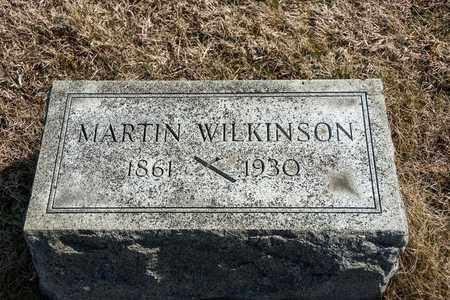 WILKINSON, MARTIN - Richland County, Ohio | MARTIN WILKINSON - Ohio Gravestone Photos