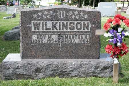 WILKINSON, MARTHA H - Richland County, Ohio | MARTHA H WILKINSON - Ohio Gravestone Photos