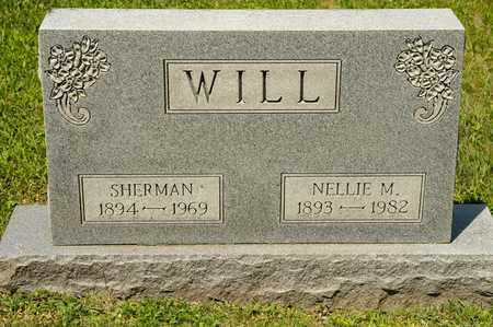 WILL, SHERMAN - Richland County, Ohio | SHERMAN WILL - Ohio Gravestone Photos