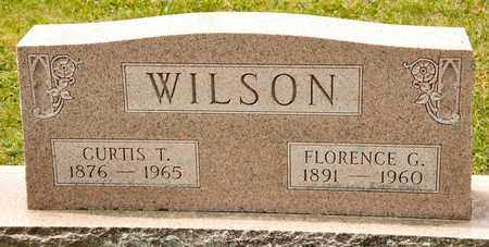 WILSON, CURTIS T - Richland County, Ohio | CURTIS T WILSON - Ohio Gravestone Photos