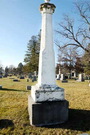 WILSON, ELI - Richland County, Ohio | ELI WILSON - Ohio Gravestone Photos