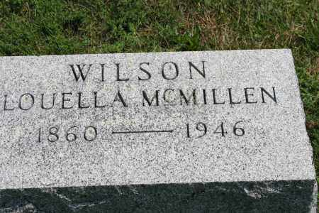 WILSON, LOUELLA - Richland County, Ohio | LOUELLA WILSON - Ohio Gravestone Photos