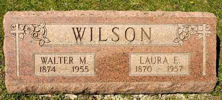 WILSON, WALTER M - Richland County, Ohio | WALTER M WILSON - Ohio Gravestone Photos