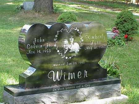 WIMER, JR., JOHN CALVIN - Richland County, Ohio | JOHN CALVIN WIMER, JR. - Ohio Gravestone Photos