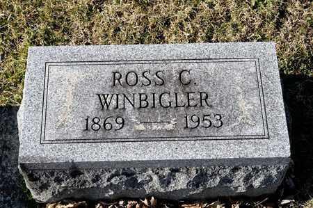 WINBIGLER, ROSS C - Richland County, Ohio | ROSS C WINBIGLER - Ohio Gravestone Photos