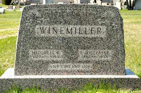 WINEMILLER, S JOSEPHINE - Richland County, Ohio | S JOSEPHINE WINEMILLER - Ohio Gravestone Photos