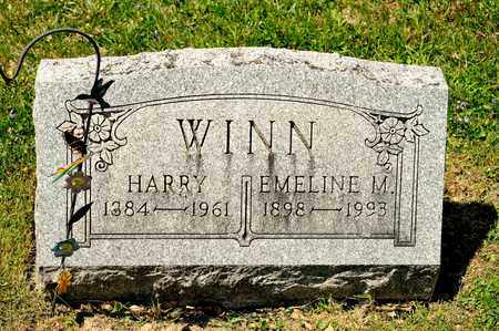 WINN, HARRY - Richland County, Ohio | HARRY WINN - Ohio Gravestone Photos