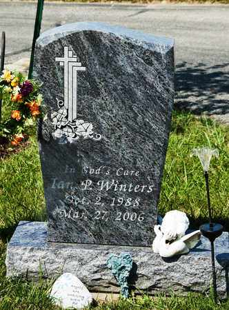 WINTERS, IAN P - Richland County, Ohio | IAN P WINTERS - Ohio Gravestone Photos