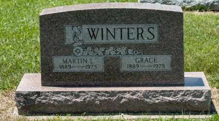 WINTERS, GRACE - Richland County, Ohio | GRACE WINTERS - Ohio Gravestone Photos