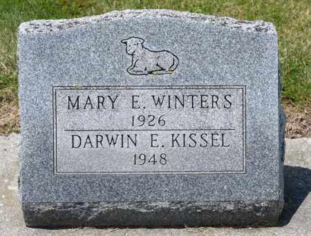 WINTERS, MARY E - Richland County, Ohio | MARY E WINTERS - Ohio Gravestone Photos