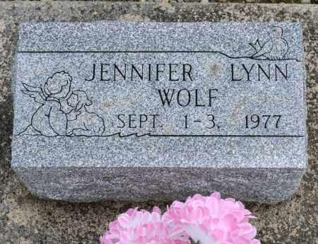 WOLF, JENNIFER LYNN - Richland County, Ohio   JENNIFER LYNN WOLF - Ohio Gravestone Photos