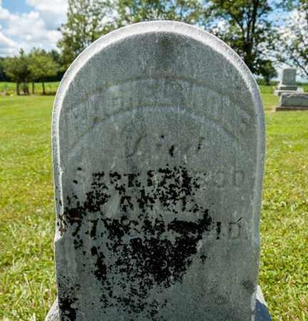 WOLF, RACHEL - Richland County, Ohio | RACHEL WOLF - Ohio Gravestone Photos