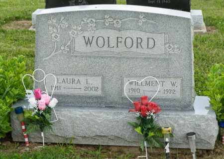 WOLFORD, LAURA L - Richland County, Ohio | LAURA L WOLFORD - Ohio Gravestone Photos