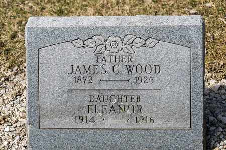 WOOD, ELEANOR - Richland County, Ohio | ELEANOR WOOD - Ohio Gravestone Photos