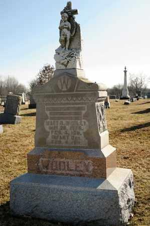 WOOLEY, MARY ISABELLE - Richland County, Ohio | MARY ISABELLE WOOLEY - Ohio Gravestone Photos