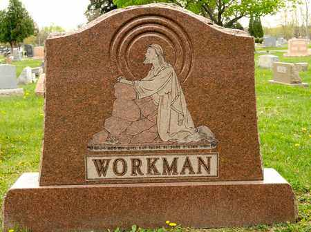 WORKMAN, FLOYD - Richland County, Ohio | FLOYD WORKMAN - Ohio Gravestone Photos