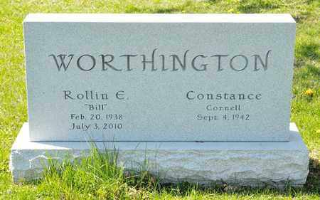 "WORTHINGTON, ROLLIN E ""BILL"" - Richland County, Ohio 