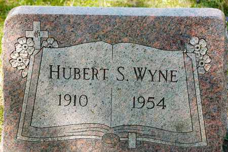 WYNE, HUBERT S - Richland County, Ohio | HUBERT S WYNE - Ohio Gravestone Photos