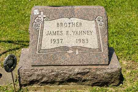 YAHNEY, JAMES E - Richland County, Ohio | JAMES E YAHNEY - Ohio Gravestone Photos