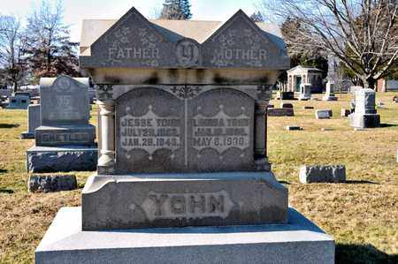 YOHN, LOUISA - Richland County, Ohio | LOUISA YOHN - Ohio Gravestone Photos