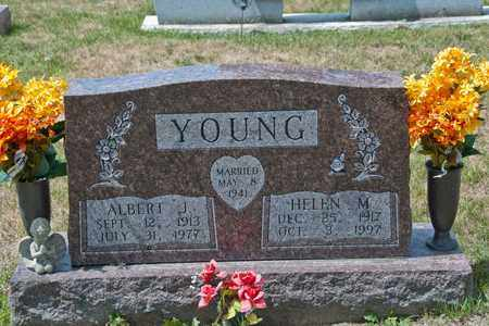 YOUNG, HELEN M - Richland County, Ohio | HELEN M YOUNG - Ohio Gravestone Photos