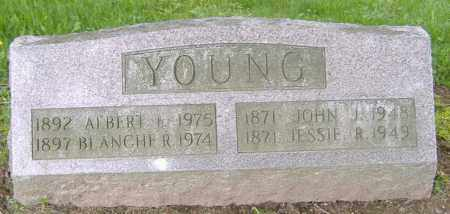 YOUNG, ALBERT - Richland County, Ohio | ALBERT YOUNG - Ohio Gravestone Photos