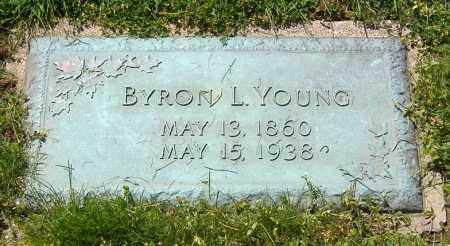 YOUNG, BYRON L. - Richland County, Ohio | BYRON L. YOUNG - Ohio Gravestone Photos