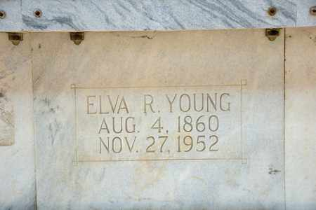 YOUNG, ELVA R - Richland County, Ohio | ELVA R YOUNG - Ohio Gravestone Photos