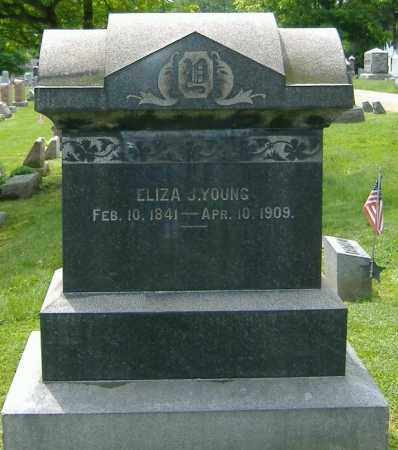 WATSON YOUNG, ELIZA J. - Richland County, Ohio | ELIZA J. WATSON YOUNG - Ohio Gravestone Photos