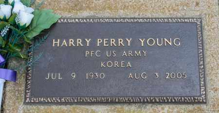 YOUNG, HARRY PERRY - Richland County, Ohio | HARRY PERRY YOUNG - Ohio Gravestone Photos